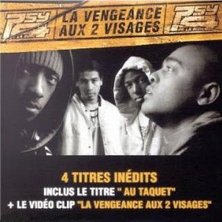 Psy4 De La Rime - La Vengeance Aux 2 Visages CDM (2003) Flac