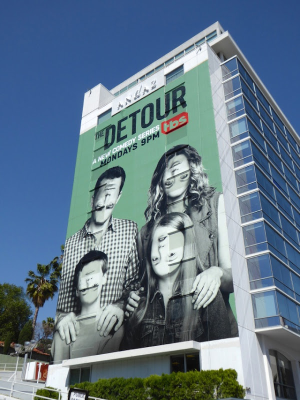 The Detour season 1 billboard