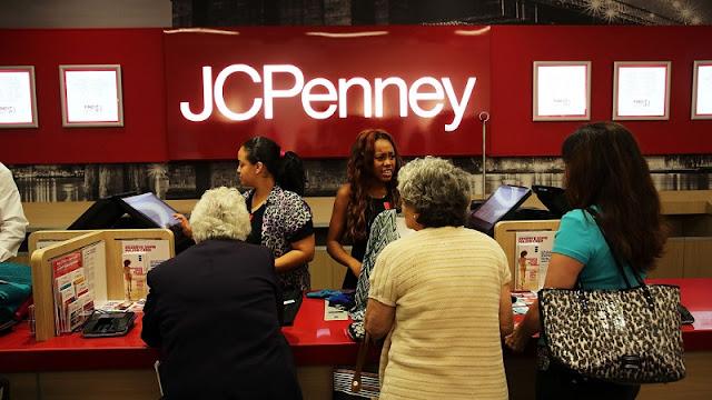 Compras na JCPenney em Miami e na Flórida