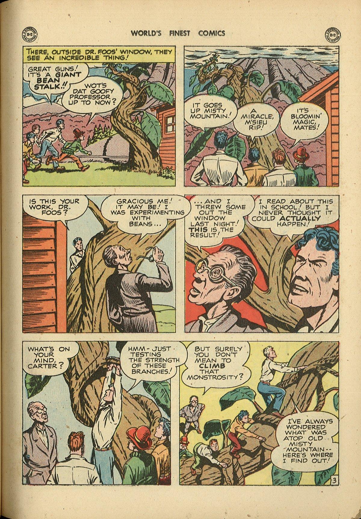 Read online World's Finest Comics comic -  Issue #26 - 27
