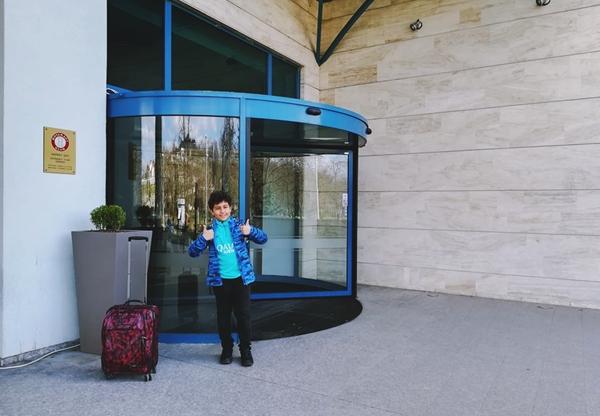 Check-in-experience-Hilton-Oradea