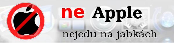 Proč NE Apple
