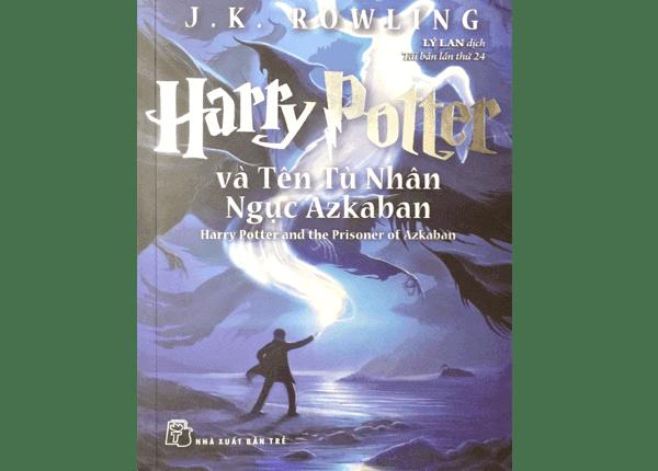 Sách Harry Potter tập 3 - Harry Potter và tên tù nhân ngục AZKABAN