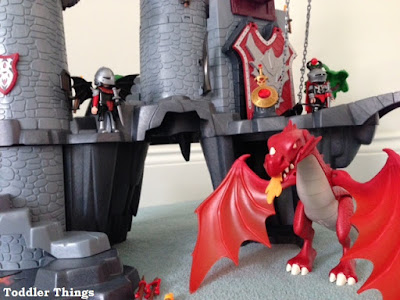Playmobil Dragon Knights Fortress 5996 review