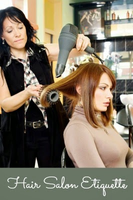 Hair Salon Etiquette: 8 Dos and Don'ts
