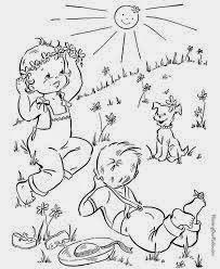Jocuri Pentru Copii Mari şi Mici Planse De Colorat Cu