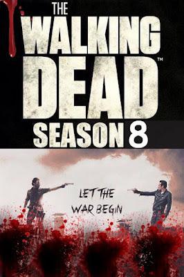 The Walking Dead – 8a Temp. Disco 4 (Final de Temporada) [2018] [NTSC/DVDR-Custom HD] Ingles, Español Latino