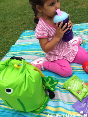 Trunki PaddlePak review