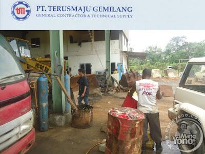 FOTO 3 : PT. Terusmaju Gemilang di Bangka
