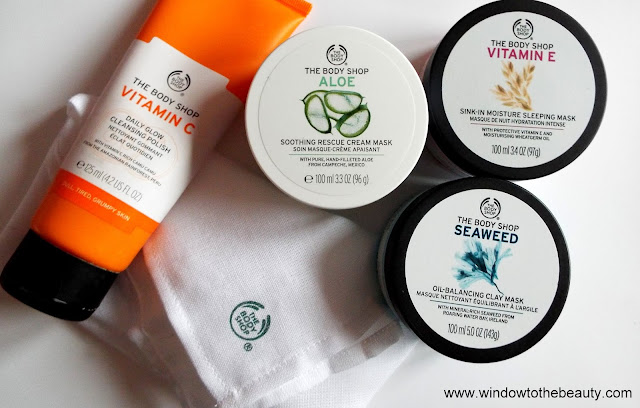 the body shop ckosmetyki