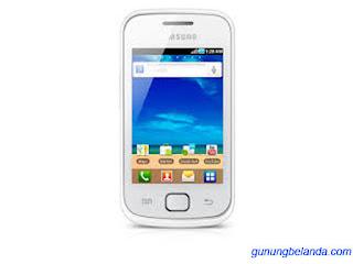 Cara Flashing Samsung Galaxy Gio GT-S5660