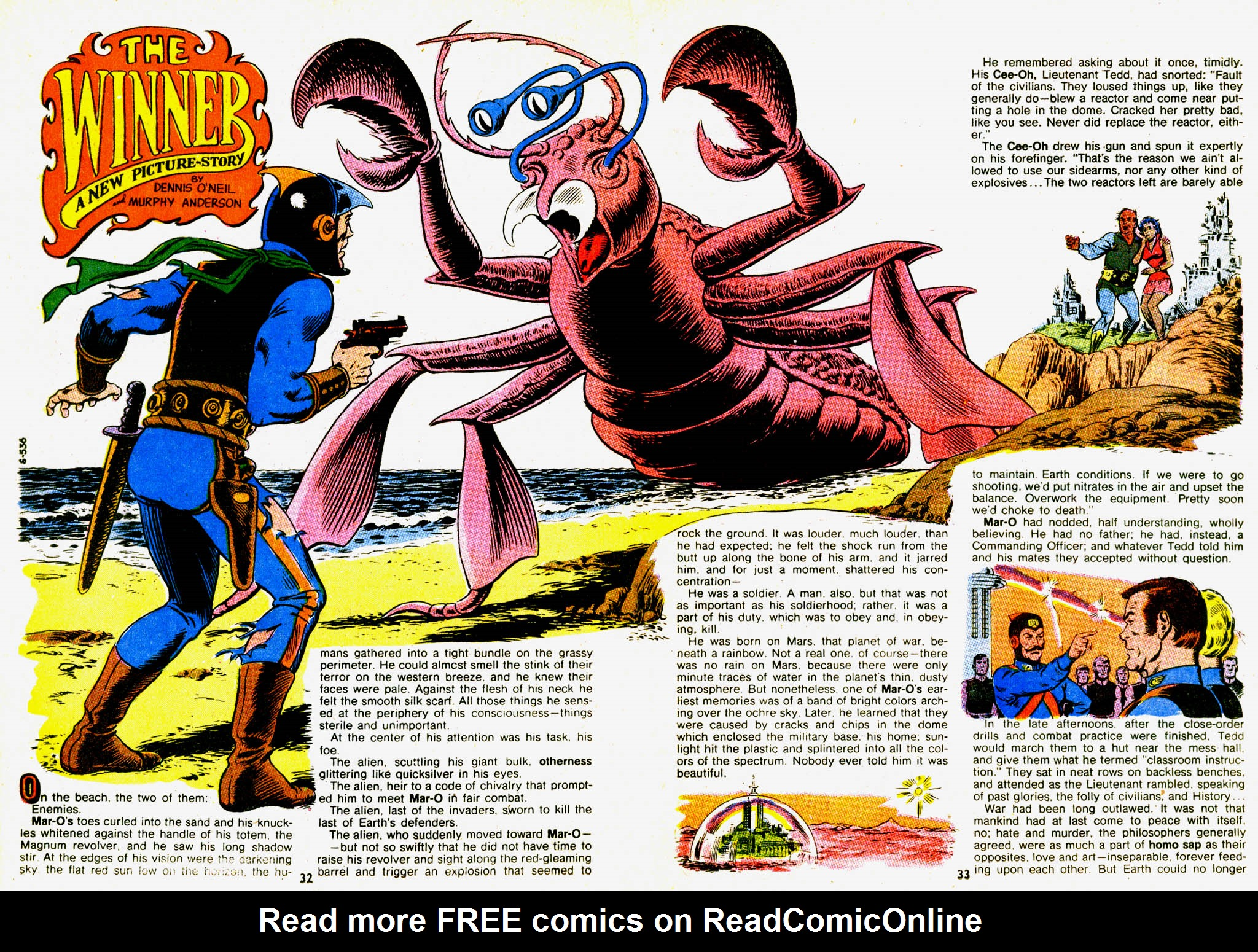 Strange Adventures (1950) issue 227 - Page 34