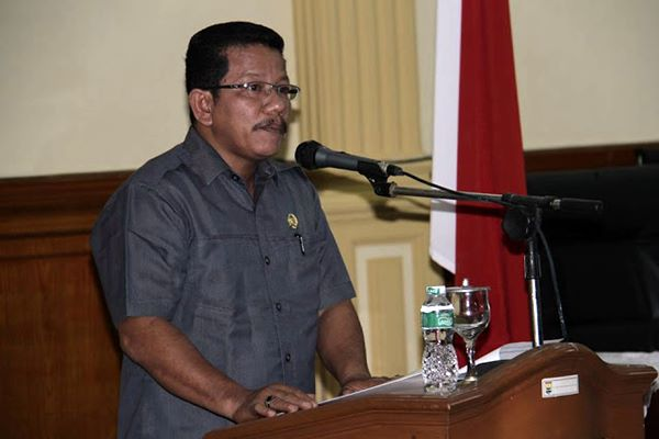 Peluang Ali Bakri Gantikan Mardison Jabat Ketua DPRD Tergantung Loyalitas