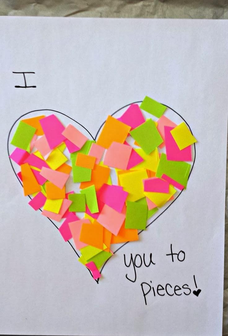 50 creative valentine day crafts for kids  valentine