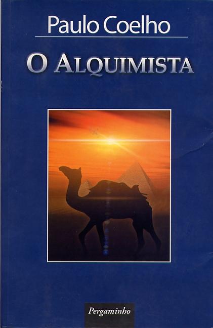 """Leituras: """"O Alquimista"""" de Paulo Coelho # 48"""
