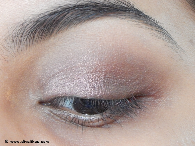White Matte Eyeshadow