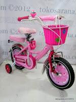 3 Sepeda Anak Erminio Jennife 12 Inci