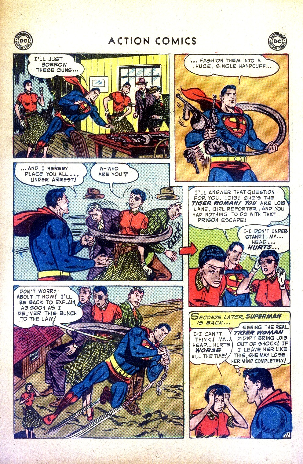 Action Comics (1938) 195 Page 12