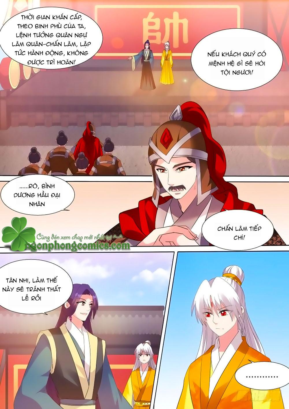 Hệ Thống Chế Tạo Nữ Thần chap 111 - Trang 9