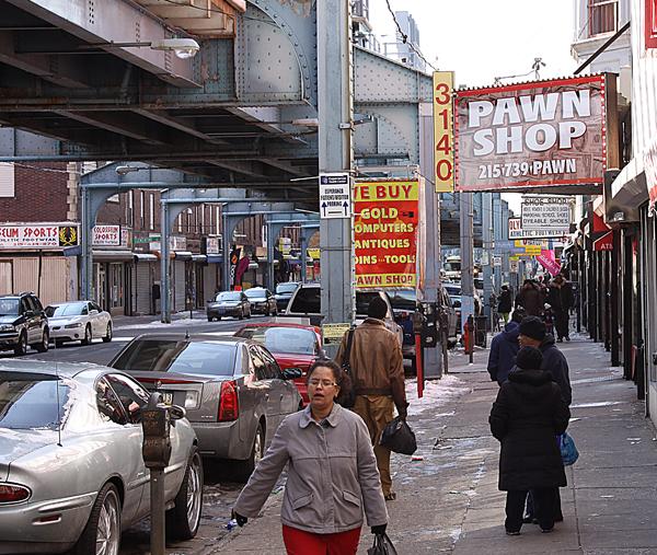 The Abandoned And The Broken Planet: Kensington, Philadelphia