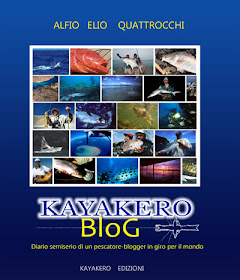 BOOK KAYAKERO BLOG