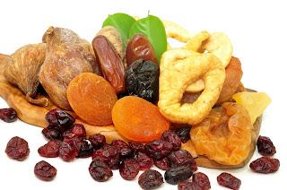 فوائد الفواكه المجففة للصحة Dried Fruit
