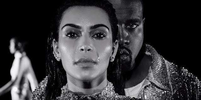 VÍDEO - Kanye West – Wolves (Starring Kim Kardashian, Vic Mensa, Jourdan Dunn, Kylie Jenner)