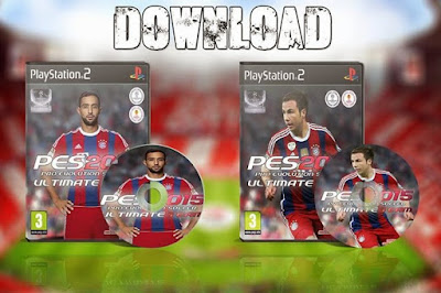 How To Download pro evolution soccer 2015 PS2 Game – Direct & fast Links – 1.30 Gb – Working 100%