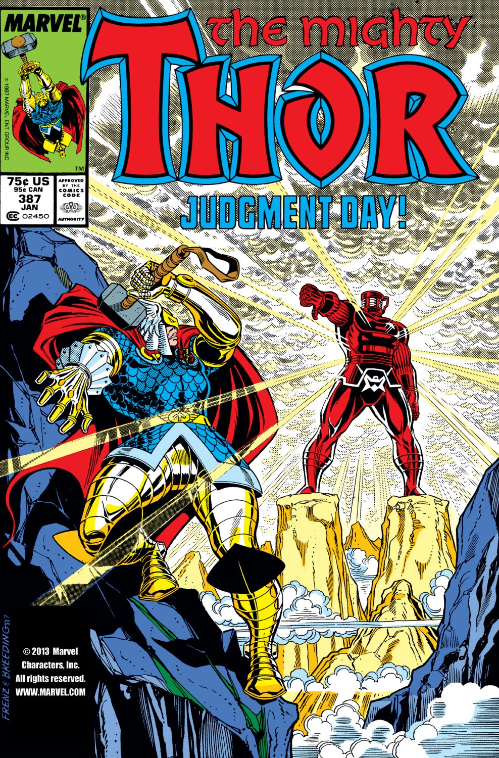 Thor (1966) 387 Page 1