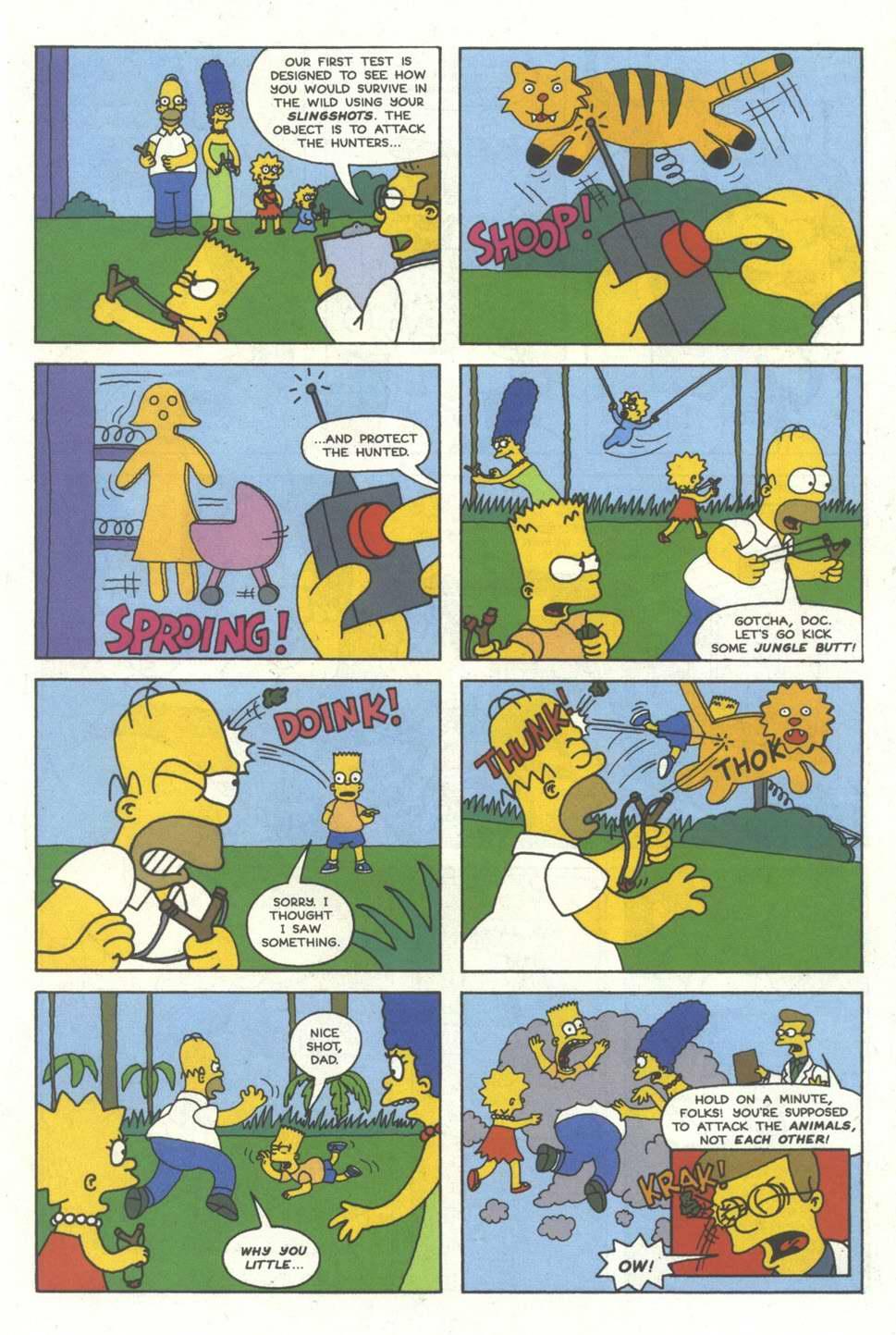 Read online Simpsons Comics comic -  Issue #12 - 8