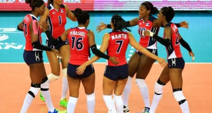 Las Reinas del Caribe quedan fuera del Grand Prix de Voleibol
