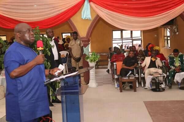 Abia returns schools to Assemblies of God Church