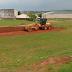 Através de OP, Prefeitura viabiliza construção de campo de futebol no Parque São Geraldo