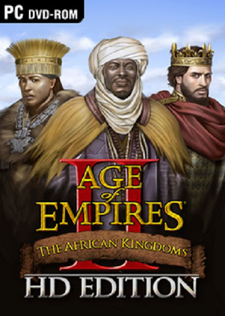Age of Empires II The African Kingdoms Download Cover Free Game