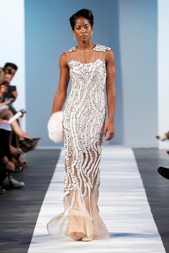 LASKARIS Fall-Winter 2017-2018 Paris Haute Couture Fashion Week