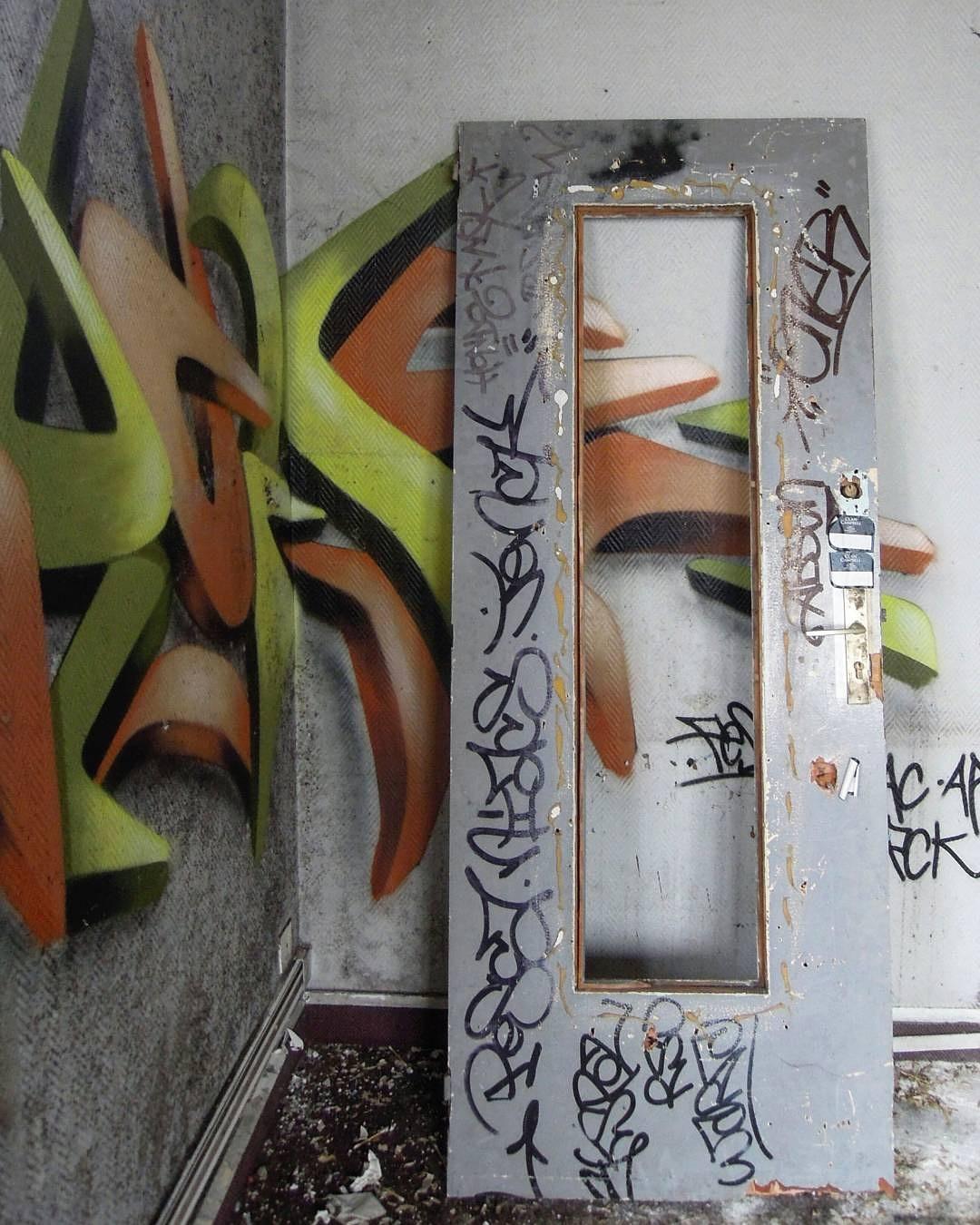 urban exploration, exploration urbaine, urbex, vitry sur seine, abandonned place, insolite, street art graff, graffiti