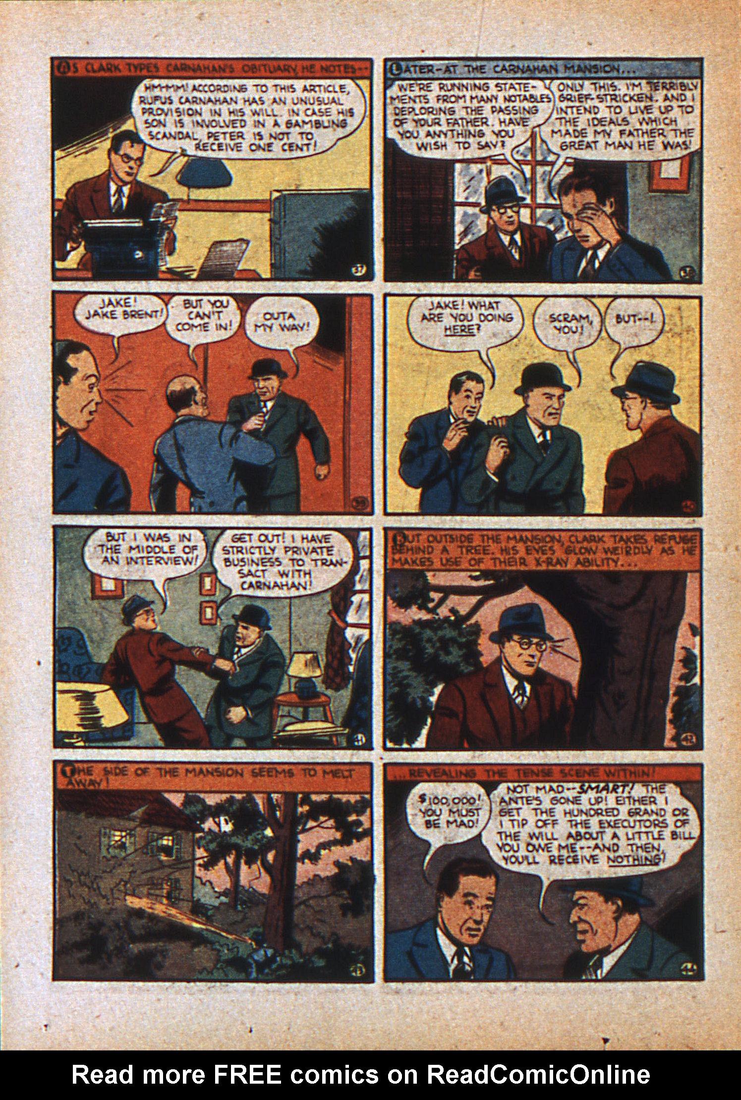 Action Comics (1938) 24 Page 8