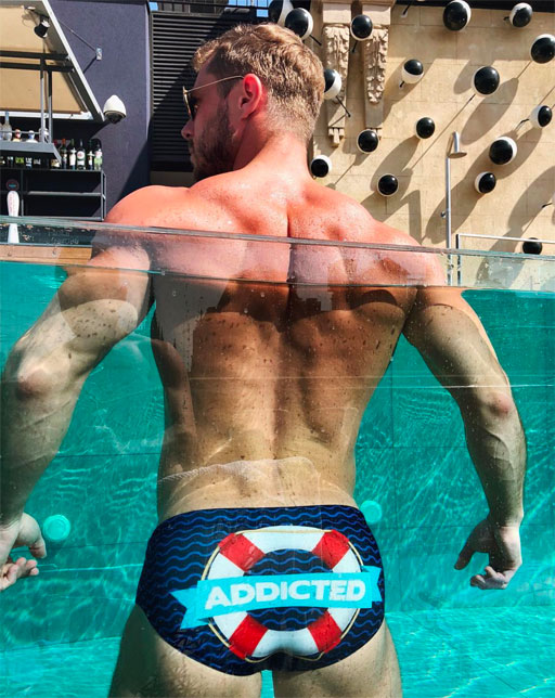 Checking out what some of our favorite InstaHunks are doing this weekend