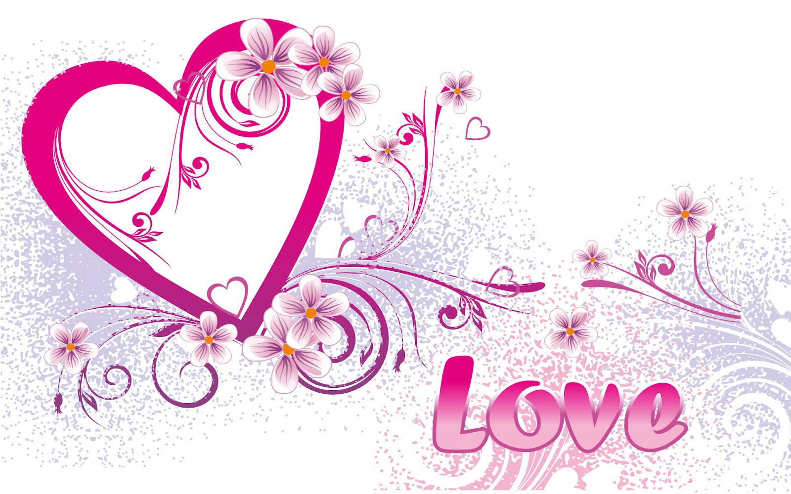 Wallpaper Love Gambar Cinta Paling Romantis Gambar Foto Wallpaper