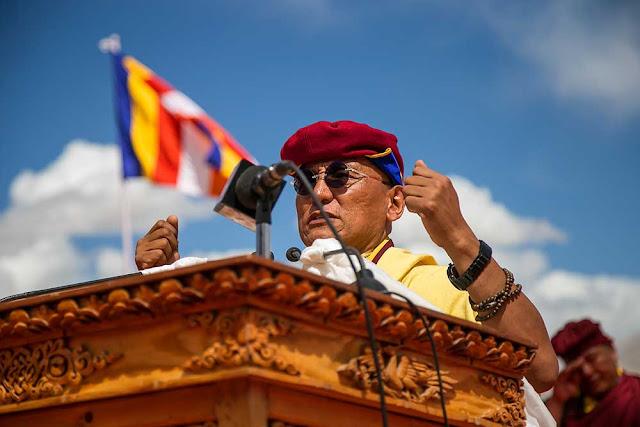 naropa 2016 His Holiness Gyalwang Drukpa