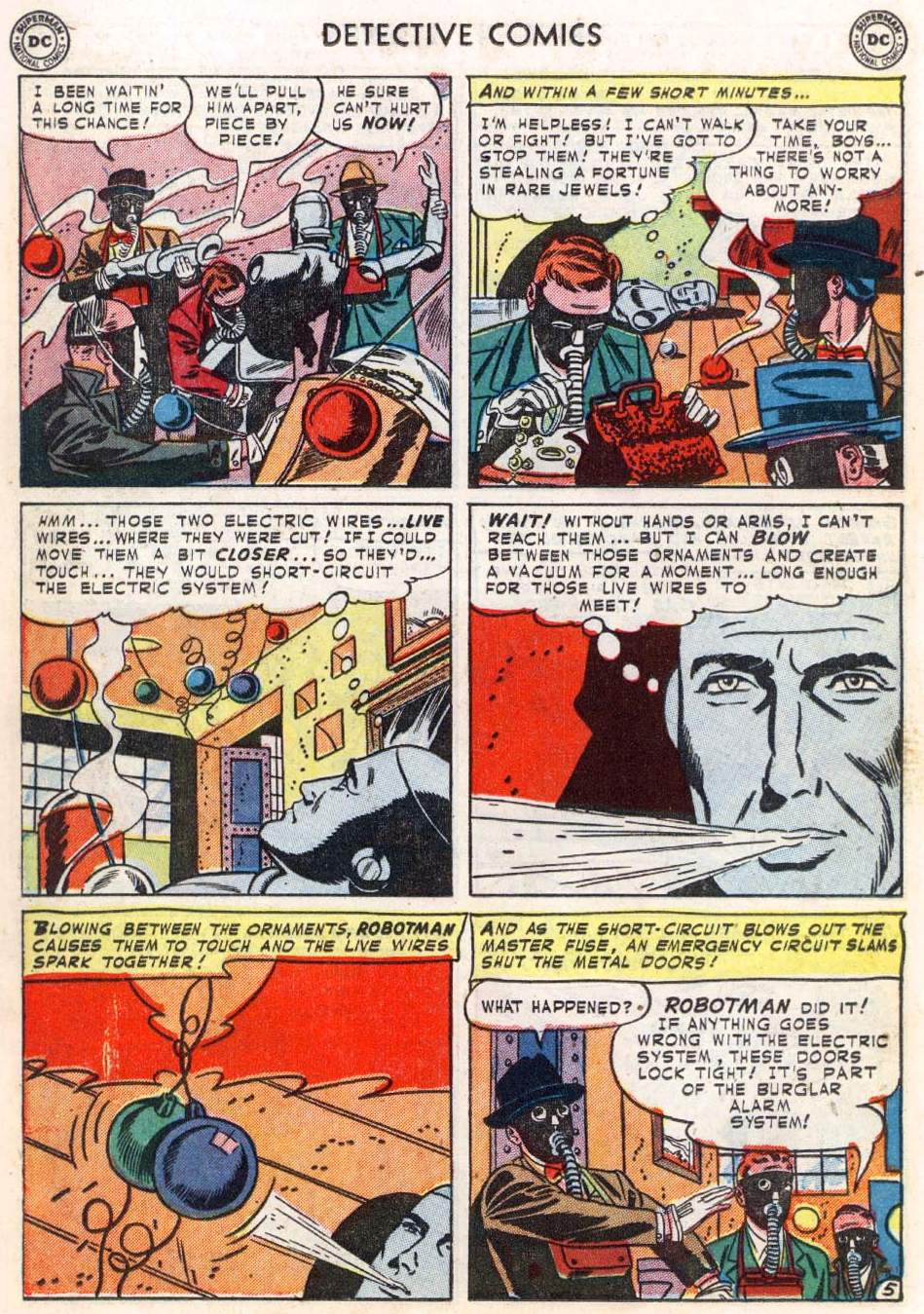 Read online Detective Comics (1937) comic -  Issue #183 - 30