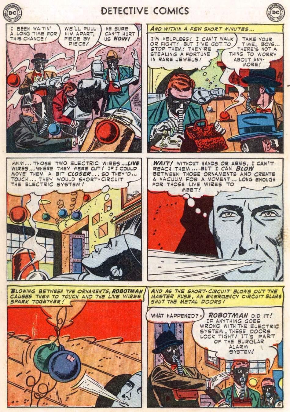 Detective Comics (1937) 183 Page 29