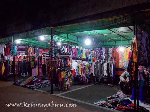 Malang Night Market