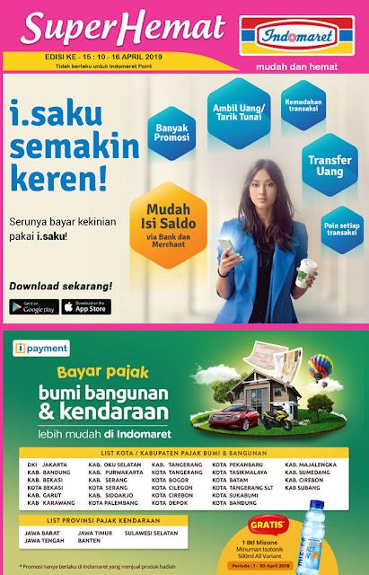 Katalog Promo Indomaret Super Hemat Terbaru 2019