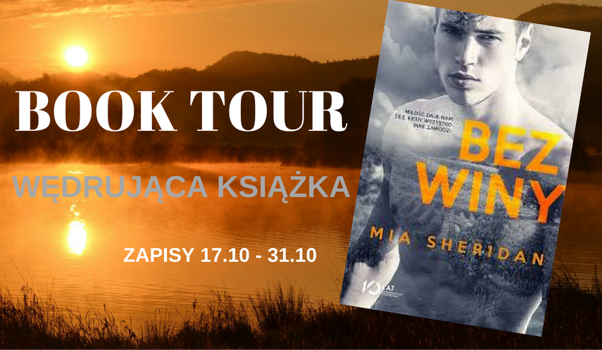 Bez winy - BOOK TOUR