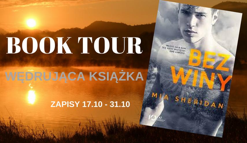 Bez winy - BOOK TOUR