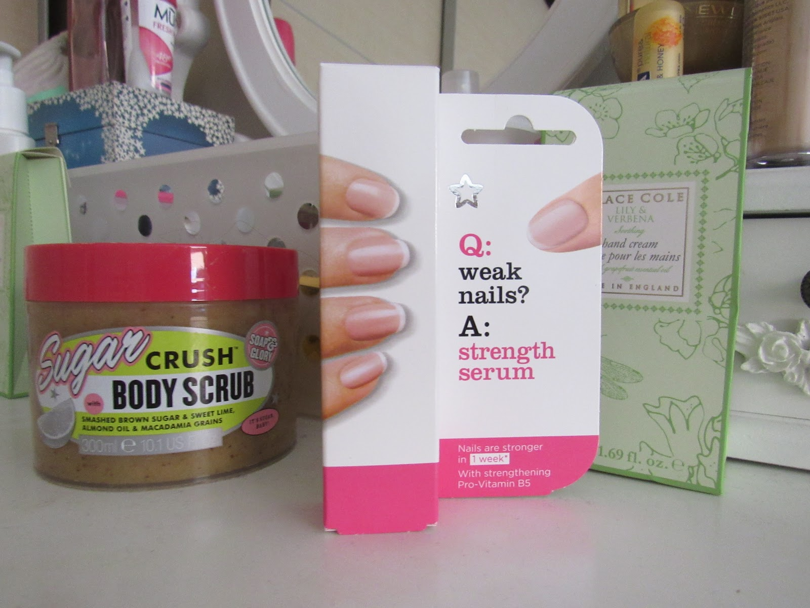 Blooming Fiction, lifestyle blog, Superdrug Nail Rescue Remedy
