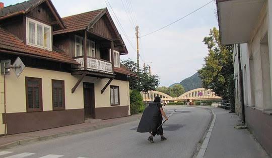 Ulica Zdrojowa.