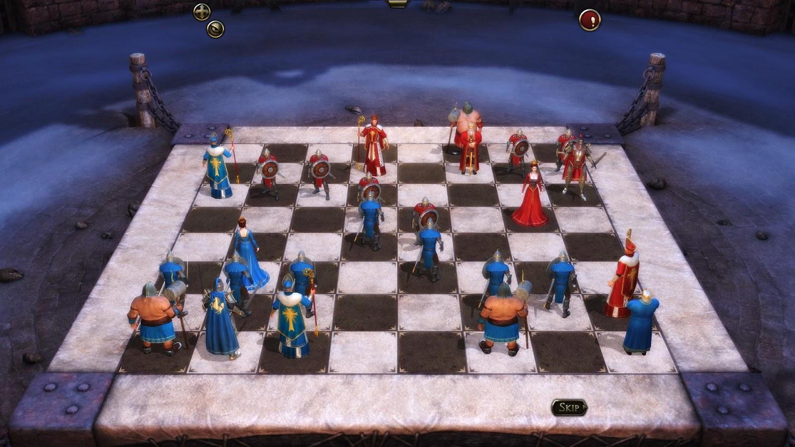 Battle chess game of kings 2015 full version pc game for Battle chess