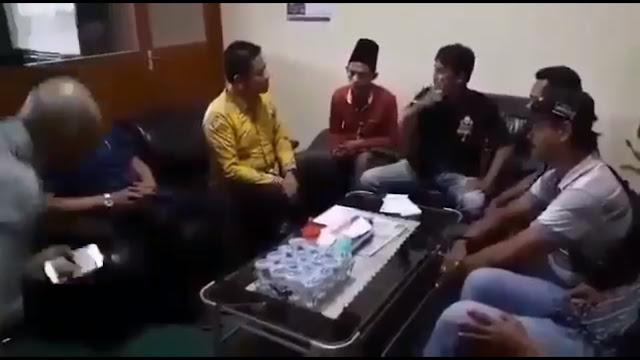 Tolak Rocky Gerung, Caleg Hanura Datangi Universitas Muhammadiyah: Ayo Besok Perang dengan Kita!